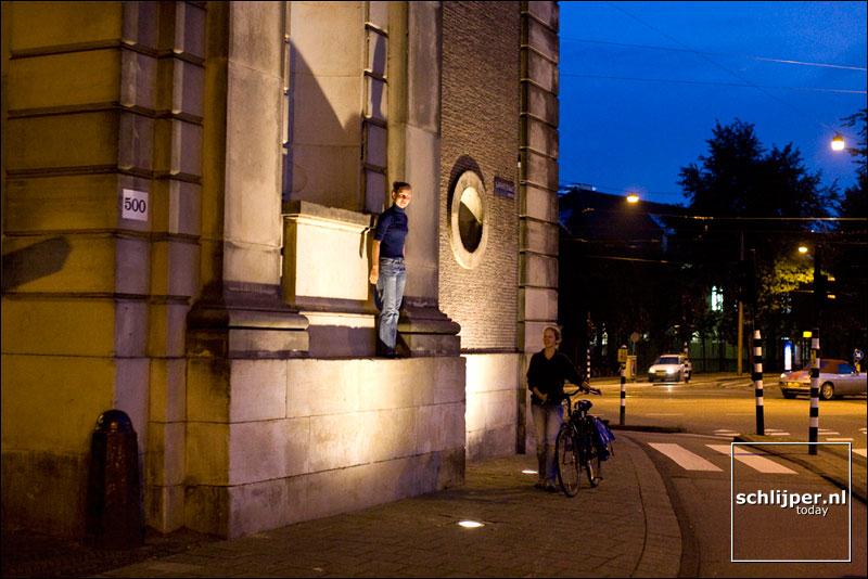 Nederland, Amsterdam, 7 augustus 2008