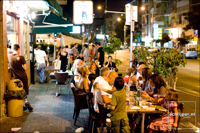 Israel, Tel Aviv, 10 augustus 2008