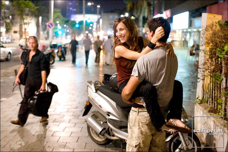Israel, Tel Aviv, 11 augustus 2008
