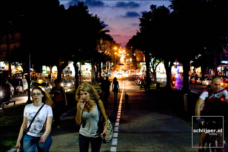 Israel, Tel Aviv, 17 augustus 2008