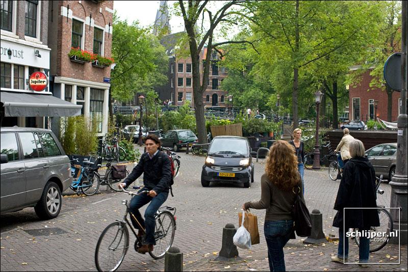 Nederland, Amsterdam, 26 augustus 2008