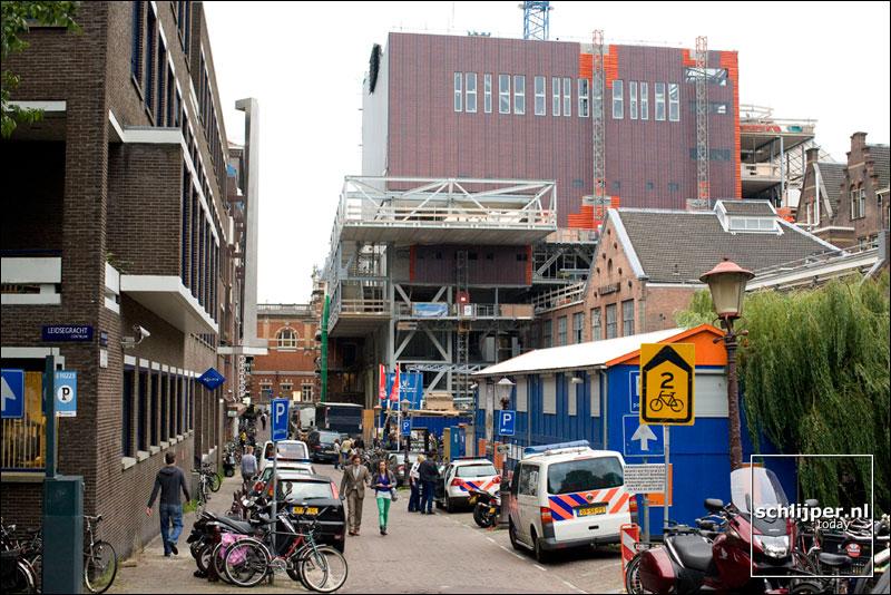 Nederland, Amsterdam, 28 augustus 2008