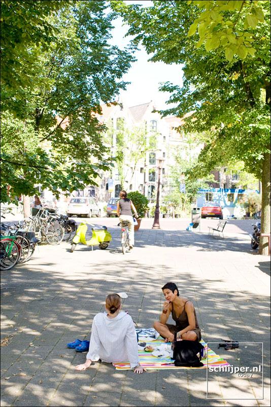 Nederland, Amsterdam, 30 augustus 2008