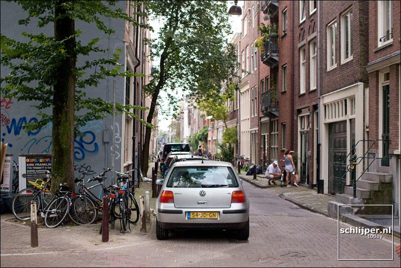 Nederland, Amsterdam, 31 augustus 2008