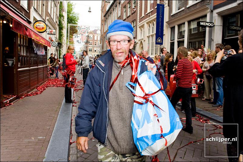Nederland, Amsterdam, 1 september 2008