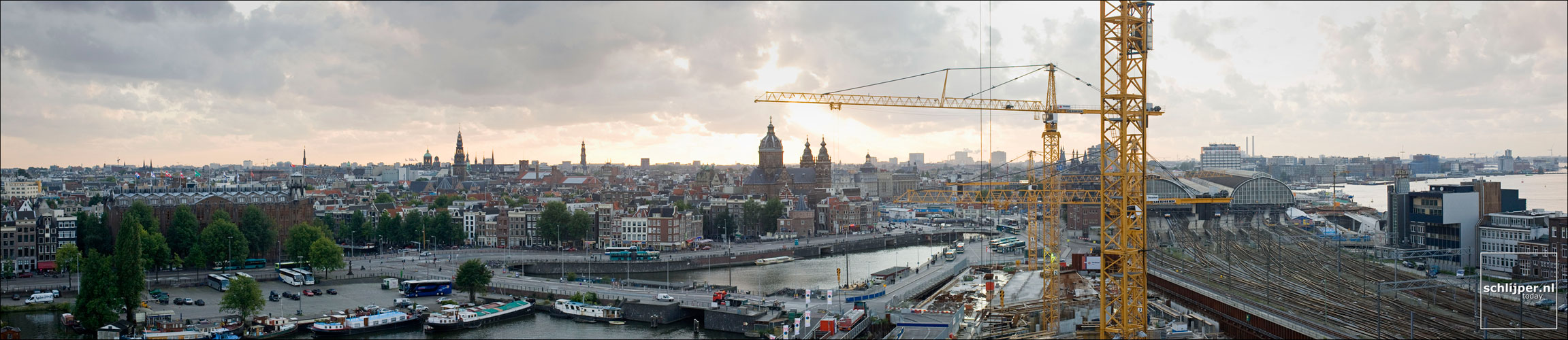 Nederland, Amsterdam, 3 september 2008