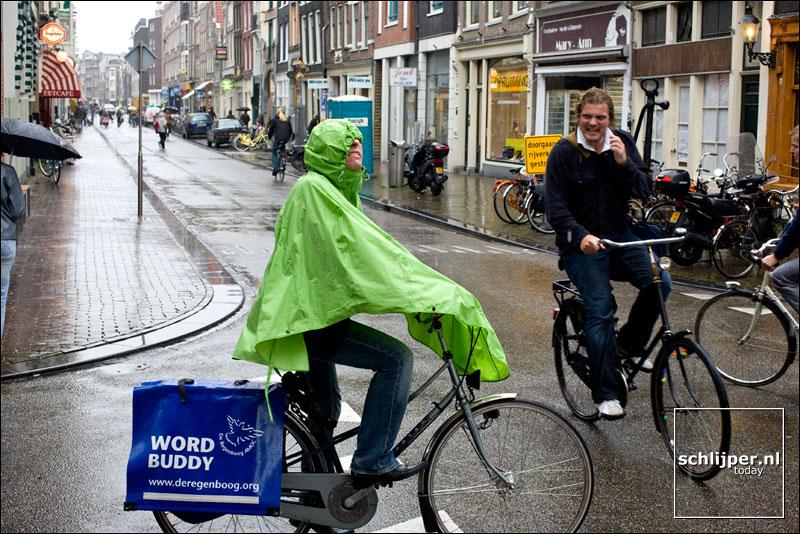 Nederland, Amsterdam, 5 september 2008