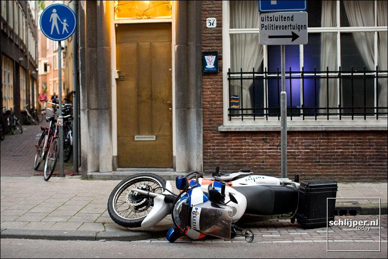 Nederland, Amsterdam, 8 september 2008