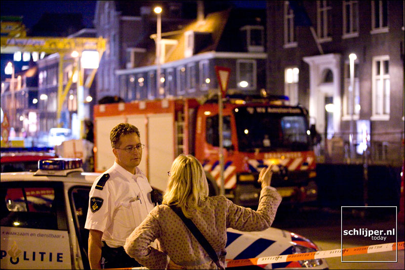 Nederland, Amsterdam, 9 september 2008