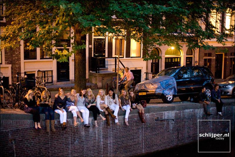 Nederland, Amsterdam, 11 september 2008