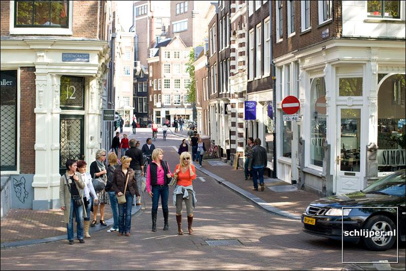 Nederland, Amsterdam, 14 september 2008