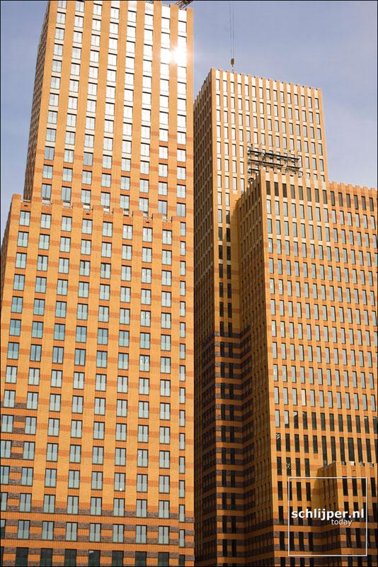 Nederland, Amsterdam, 17 september 2008