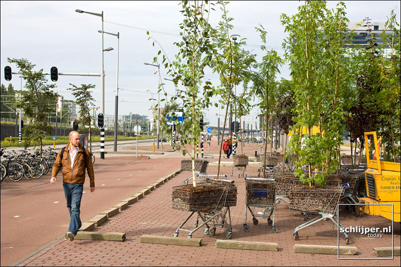 Nederland, Amsterdam, 19 september 2008