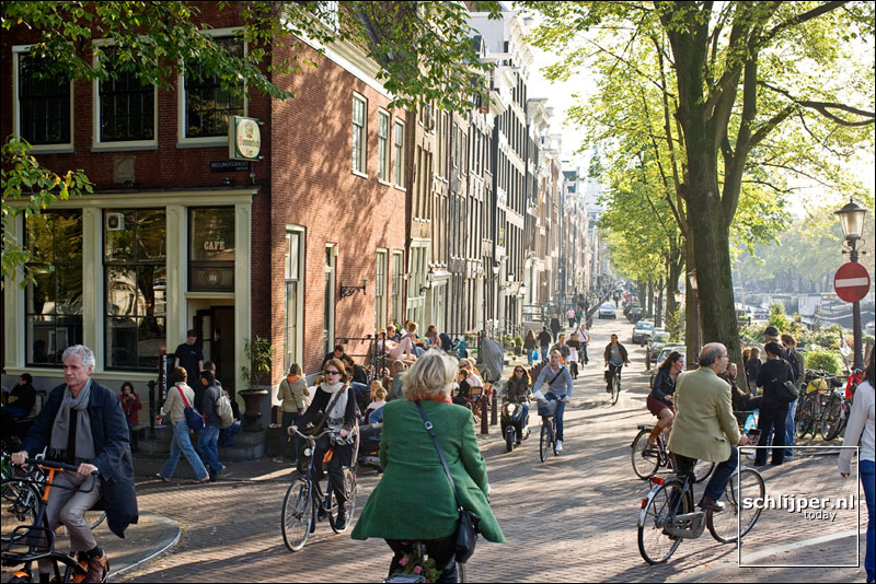 Nederland, Amsterdam, 20 september 2008