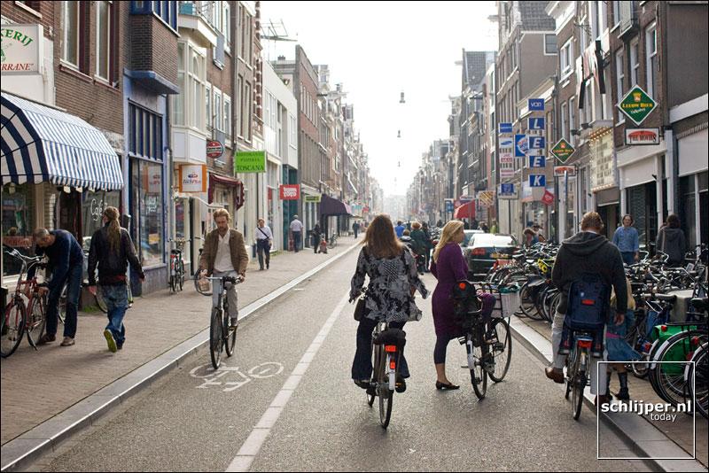 Nederland, Amsterdam, 21 september 2008