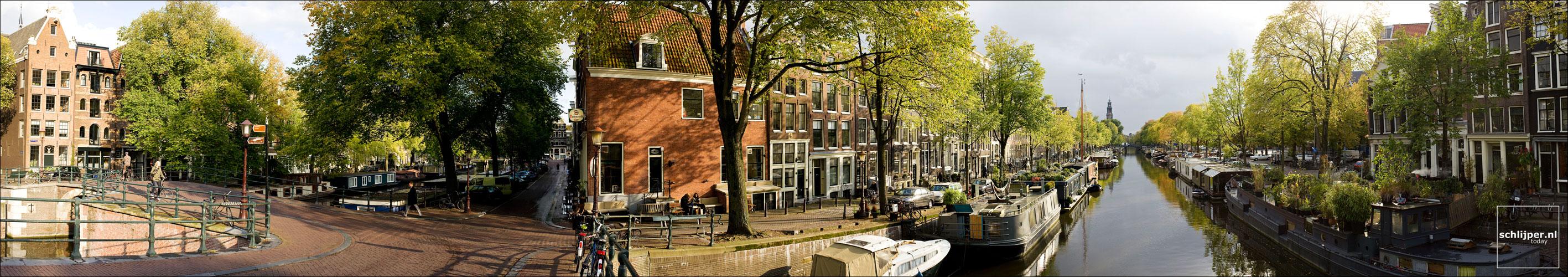 Nederland, Amsterdam, 29 september 2008