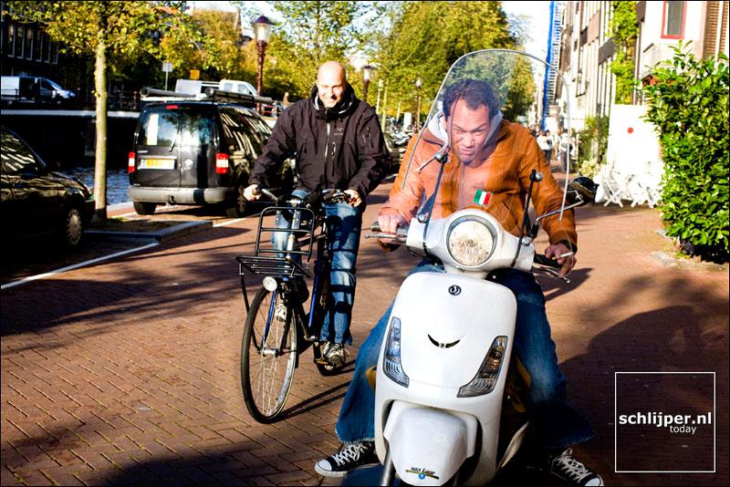 Nederland, 16 oktober 2008