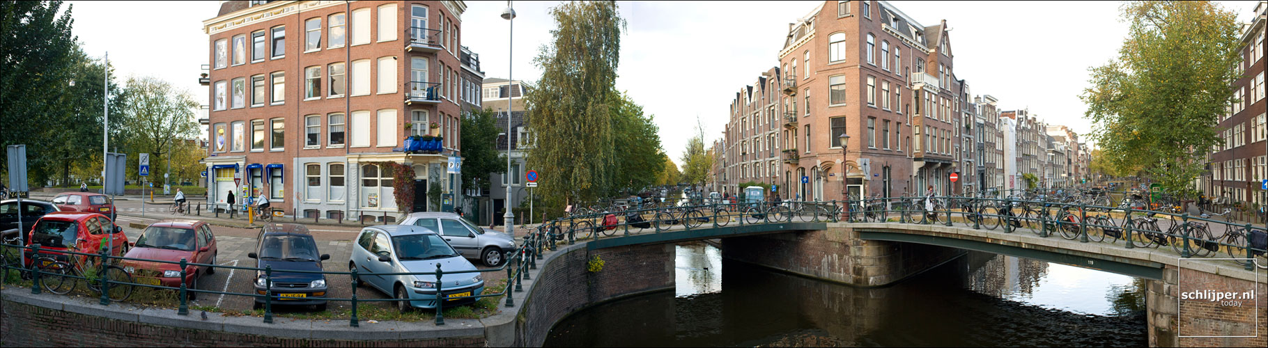 Nederland, Amsterdam, 17 oktober 2008