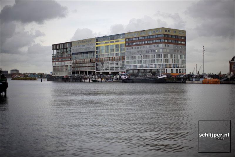 Nederland, Amsterdam, 21 oktober 2008