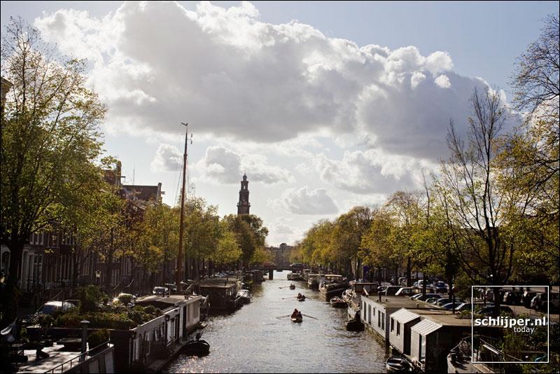 Nederland, Amsterdam, 22 oktober 2008