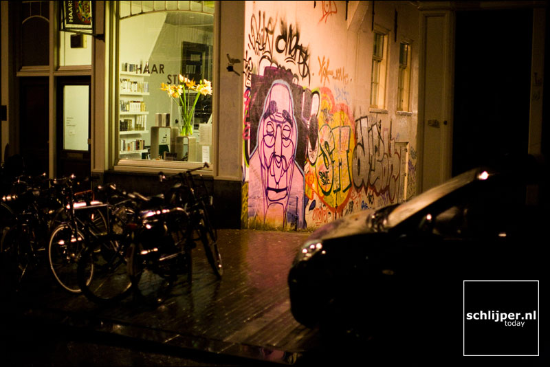 Nederland, Amsterdam, 26 oktober 2008