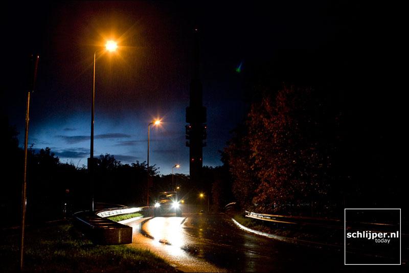 Nederland, Hilversum, 28 oktober 2008
