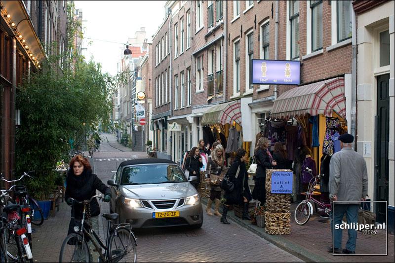 Nederland, Amsterdam, 29 oktober 2008