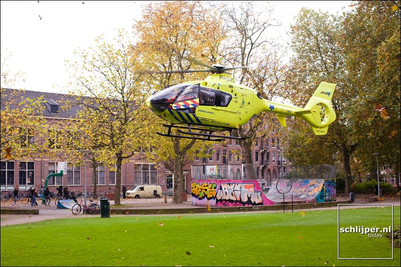 Nederland, Amsterdam, 30 oktober 2008