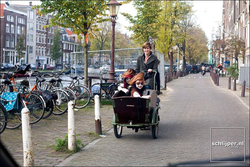 Nederland, Amsterdam, 31 oktober 2008