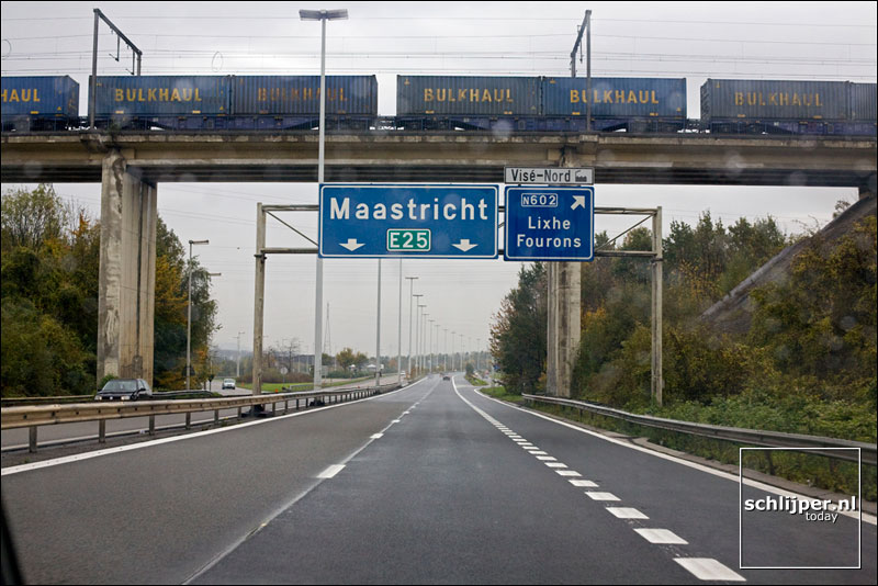 België, Luik, 1 november 2008