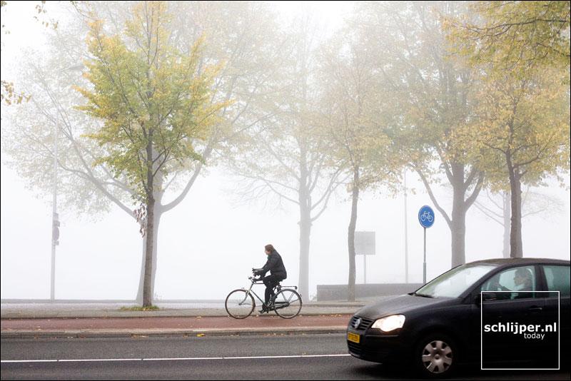 Nederland, Amsterdam, 4 november 2008