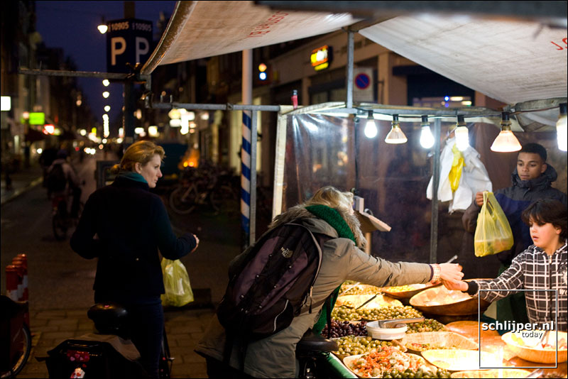 Nederland, Amsterdam, 5 november 2008