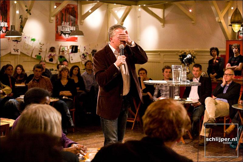 Nederland, Amsterdam, 10 november 2008