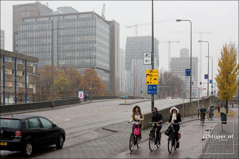 Nederland, Amsterdam, 14 november 2008