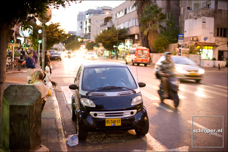 Israel, Tel Aviv, 21 november 2008