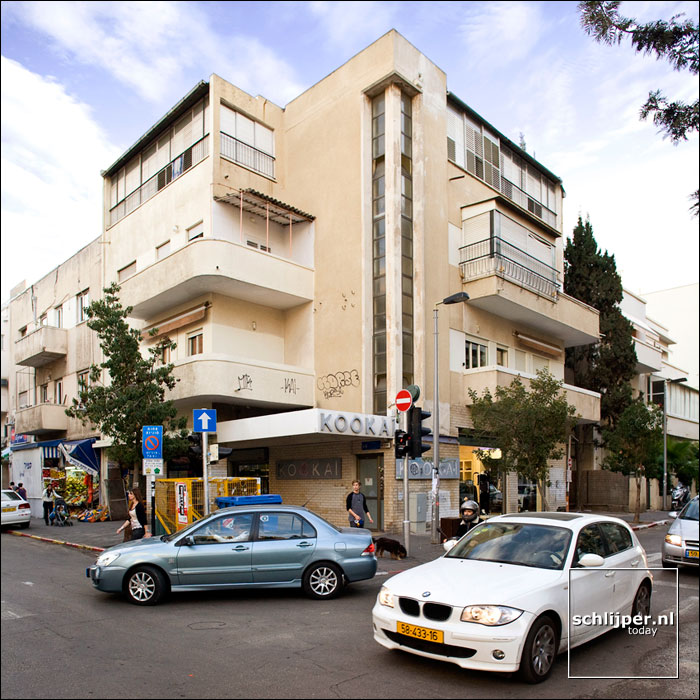 Israel, Tel Aviv, 24 november 2008