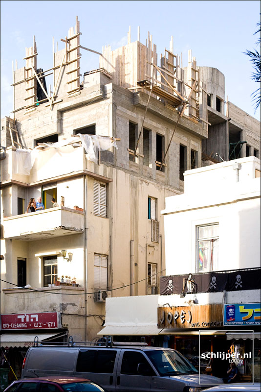 Israel, Tel Aviv, 25 november 2008