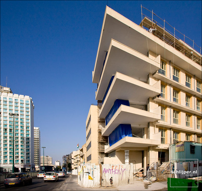 Israel, Tel Aviv, 26 november 2008