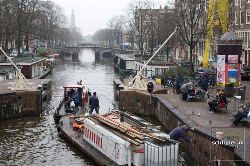 Nederland, Amsterdam, 1 december 2008