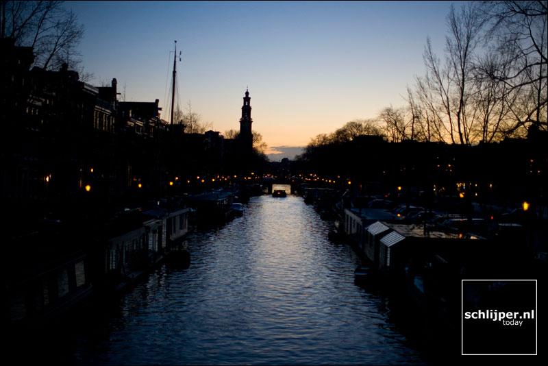 Nederland, Amsterdam, 2 december 2008