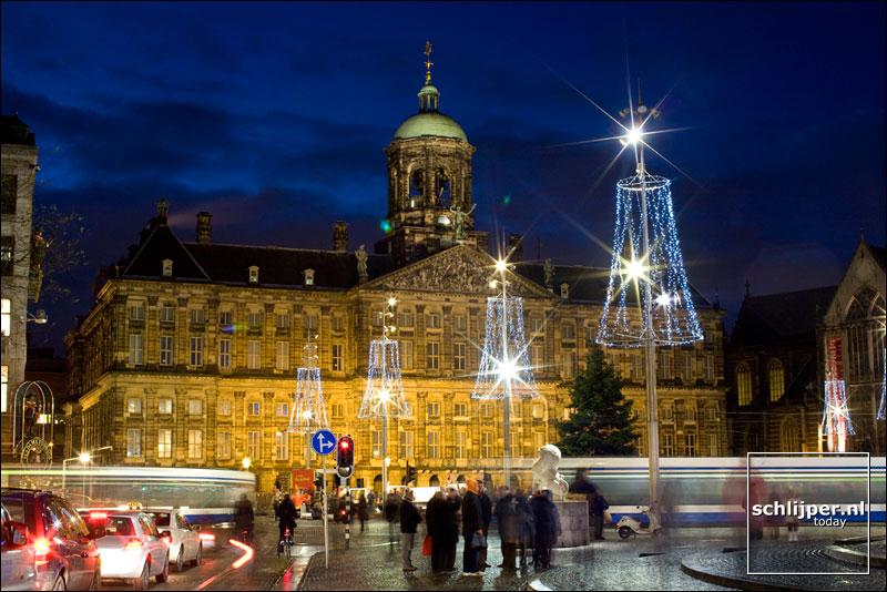 Nederland, Amsterdam, 10 december 2008