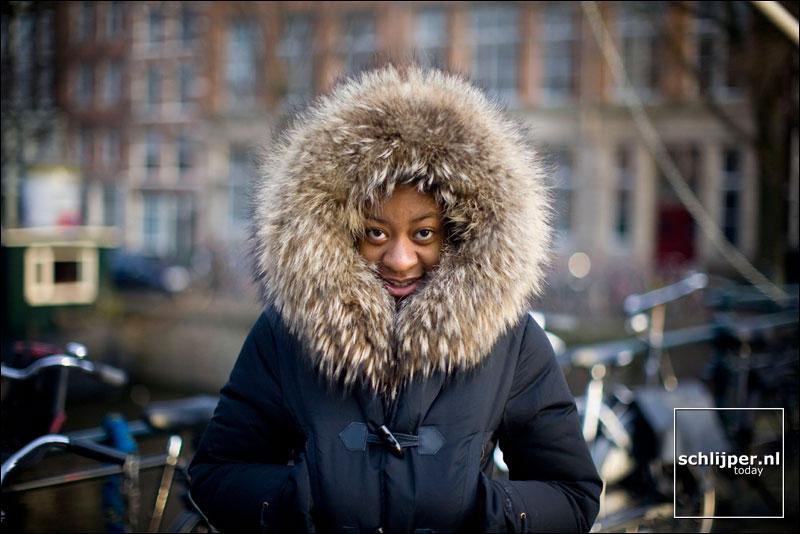 Nederland, Amsterdam, 14 december 2008