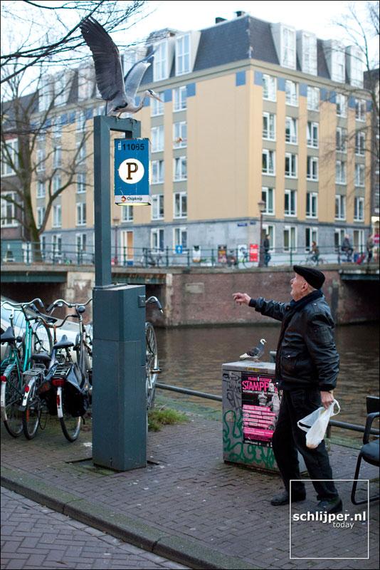 Nederland, Amsterdam, 19 december 2008