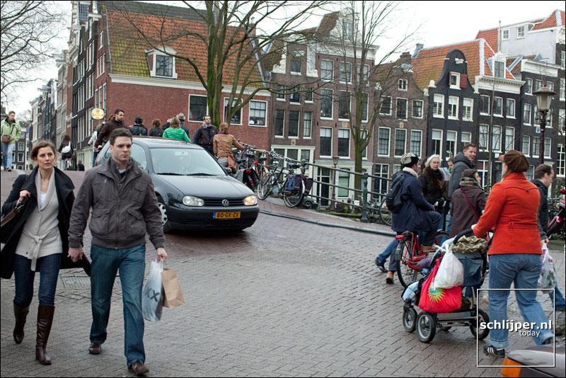 Nederland, Amsterdam, 20 december 2008