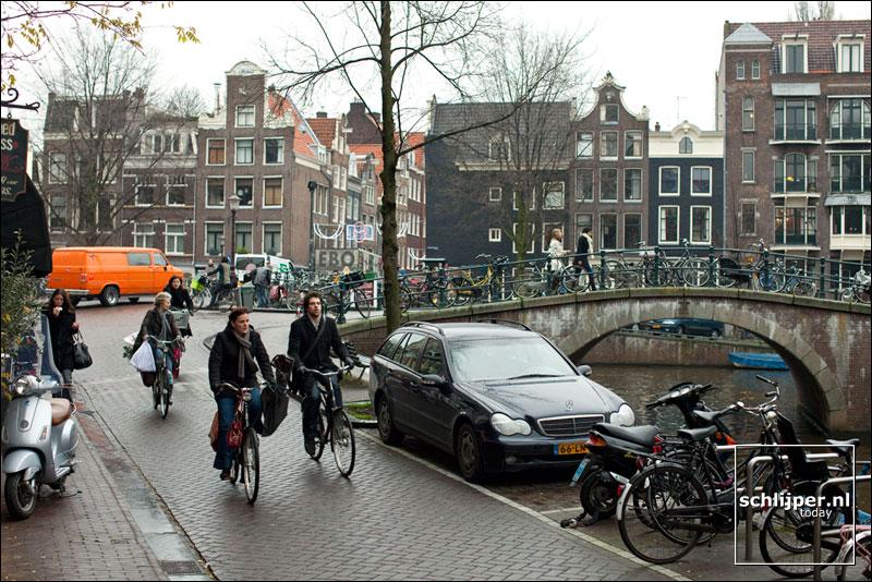 Nederland, Amsterdam, 23 december 2008