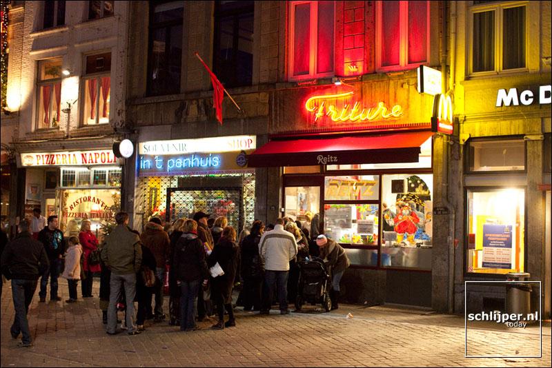 Nederland, Maastricht, 27 december 2008
