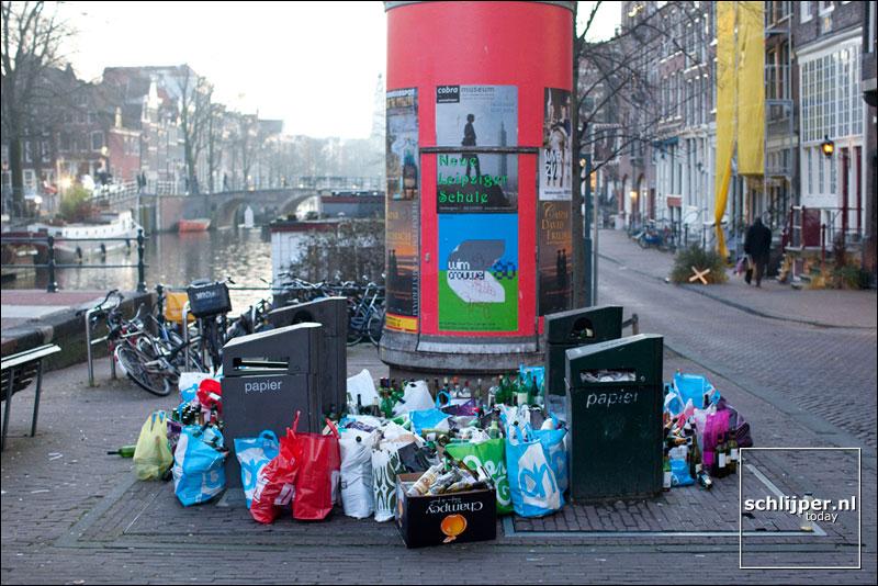 Nederland, Amsterdam, 2 januari 2009