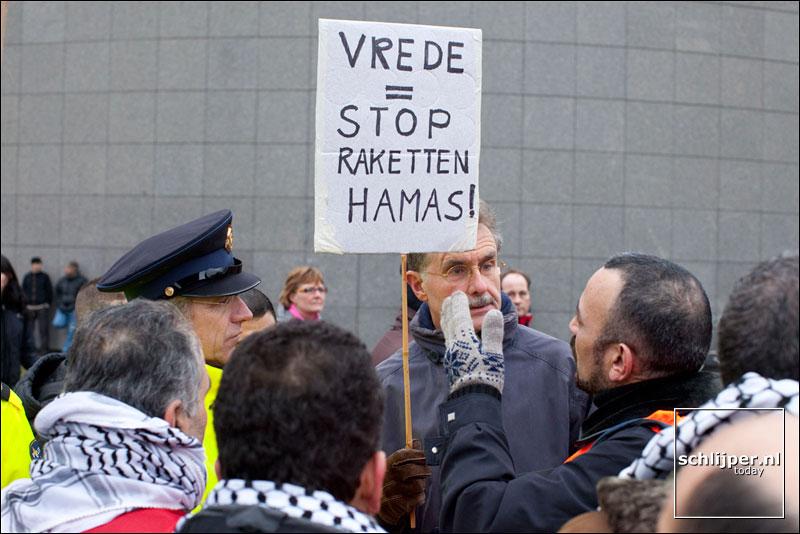 Nederland, Amsterdam, 3 januari 2009