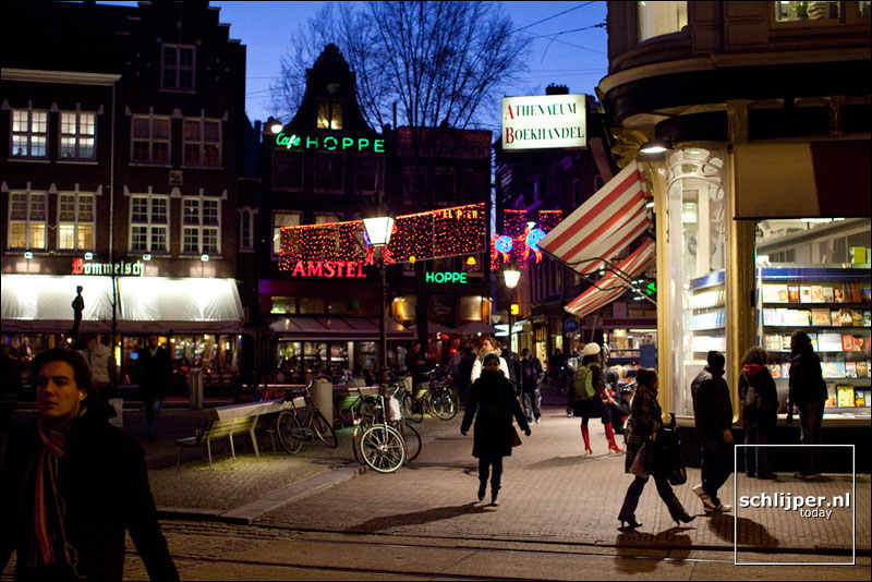 Nederland, Amsterdam, 9 januari 2009