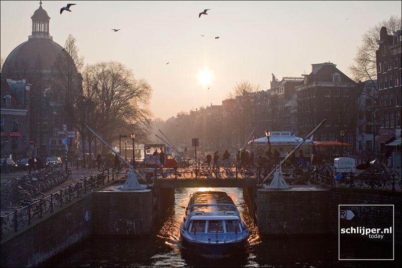 Nederland, Amsterdam, 10 januari 2009